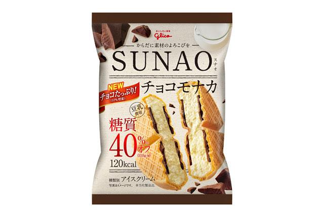 SUNAO<チョコモナカ> オープン価格
