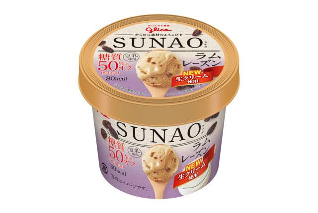 SUNAO<ラムレーズン> オープン価格