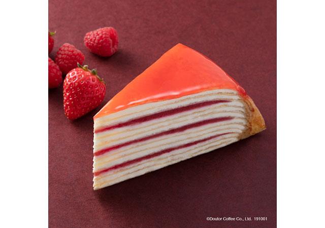 ドトールから「スティックシュー」など軽食メニューや新作ケーキが新登場へ