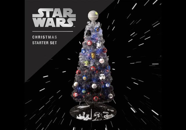 フランフランから「スター・ウォーズ」デザインのクリスマスツリー発売へ