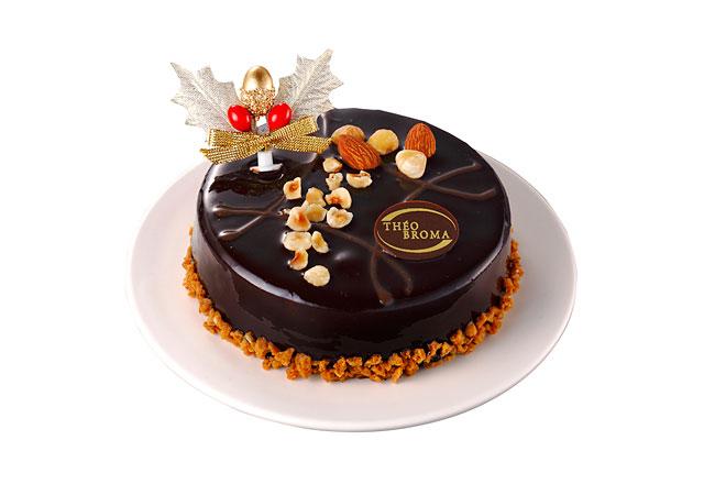 セブンの各店舗でクリスマスケーキ等の予約受付スタート