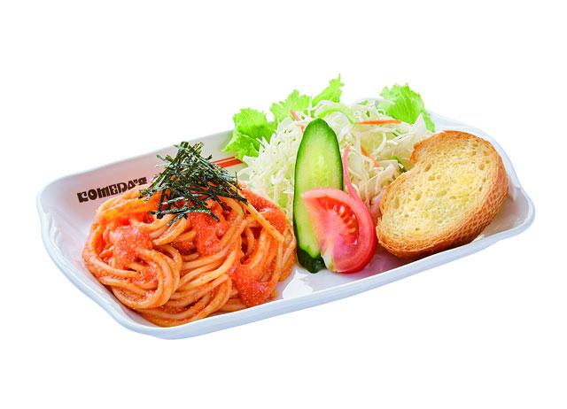コメダから初となる「オリジナルスパゲッティ」3種登場