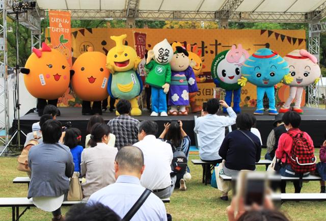 福岡の各町村自慢の特産品・農産物・加工品が一堂に大集合!「第12回ふくおか町村フェア」開催!