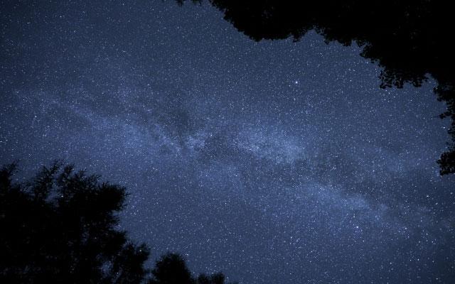 「しし座流星群」今夜遅くから明日の明け方が見頃に