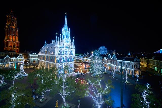 ハウステンボスで『光の街のクリスマス』開催へ