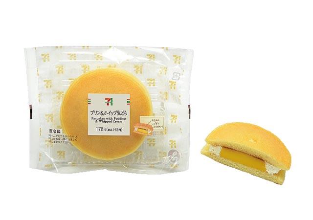 セブンからデザート系の新商品、29日より順次発売