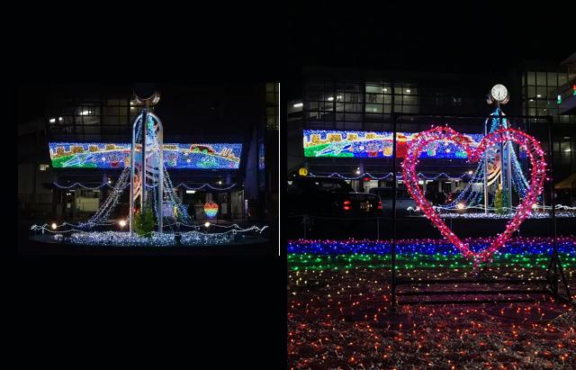 今年も色鮮やかなイルミネーションに!「苅田イルミネーション2019」開催へ!