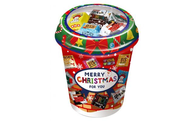 チロルチョコ「クリスマスカップ」セブン限定発売へ