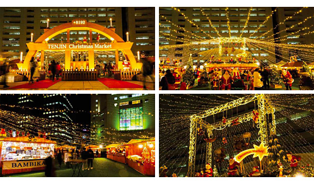 「天神クリスマスマーケット2019」満を持して開幕へ