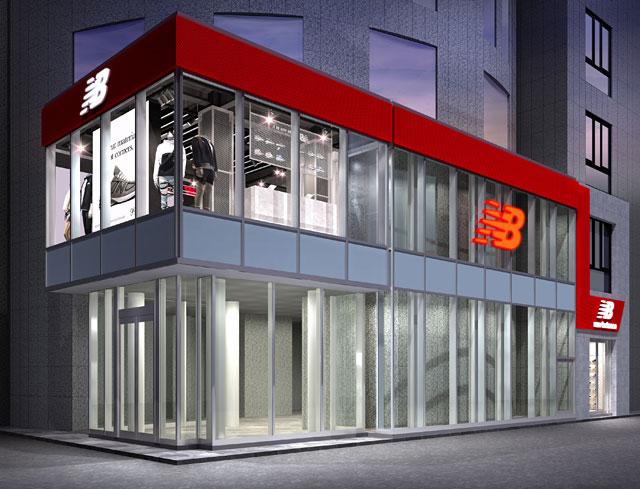 九州エリアの旗艦店「ニューバランス福岡」オープン日決定