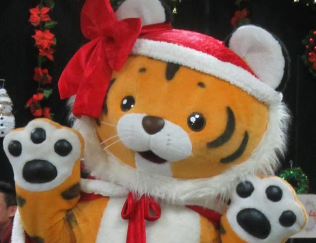 イベント盛りだくさん!到津の森公園「クリスマスフェア」開催!