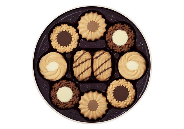 サンリオのキャラクターをデザインした「バタークッキー缶」と「トルテクッキー缶」発売へ