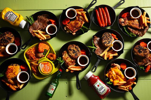 老舗精肉会社が手がけるスキレットステーキ&ハンバーグ専門店が北九州にオープン