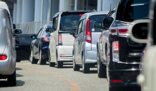 福岡空港が駐車場「混雑予想カレンダー」公開中