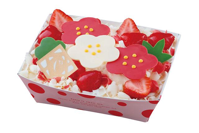 天神と博多のシーキューブから「新年の限定ケーキ」3種発売へ