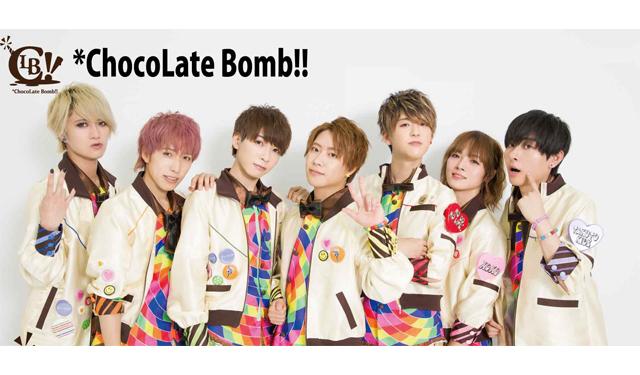 *Chocolate Bomb!!9thシングル「I AM」リリース記念フリーライブ開催!