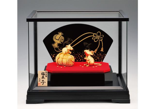 黒崎井筒屋で「黄金逸品展」開催