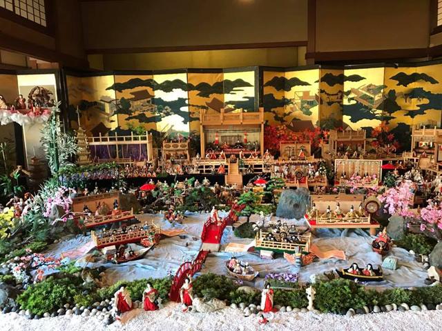 飯塚各地で2月「第20回いいづか雛のまつり」開催!