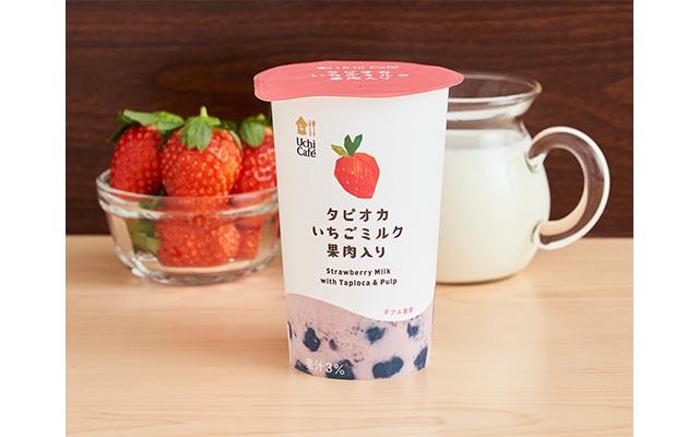 ローソンからデザート系の新商品、14日より順次発売