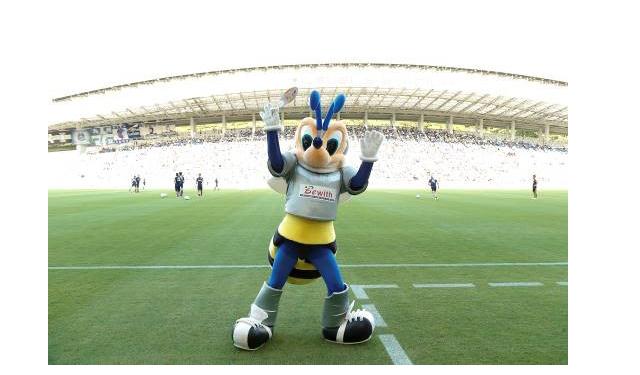 「リーグマスコット総選挙2020」アビスパ福岡・アビーくんに投票をお願いします!