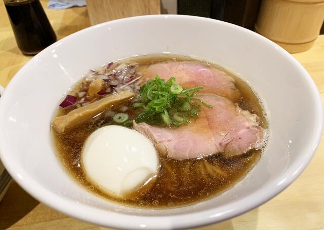 渡辺通の裏路地に「らぁ麺 なお人」オープン!