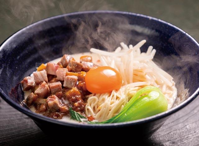 ホテルオークラ福岡の中国料理 桃花林で「冬の麺フェア」開催へ