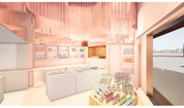 「やまや太宰府店」がリニューアル、併設して「明太フランスの専門店」がオープン