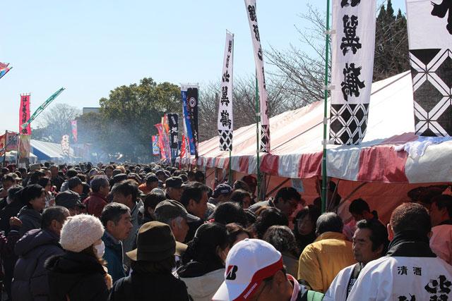 九州でも有数の日本酒イベント「26回目の城島酒蔵びらき」開催