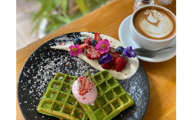 今泉にカフェ「NOOICE food and coffee(ノイス フードアンドコーヒー)」オープン!