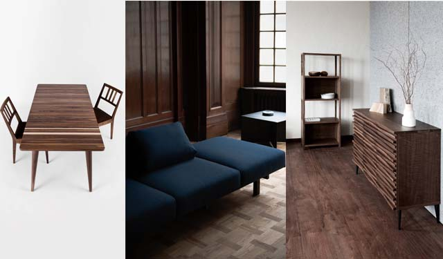 創業50年を越える佐賀県諸富町の家具製造メーカー「レグナテック」博多に期間限定ショップオープン!