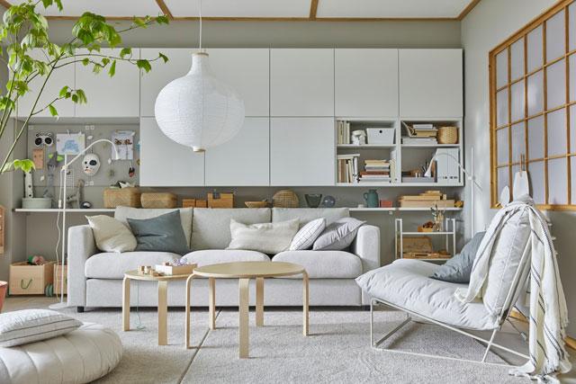 デジタル版も公開『IKEAカタログ 2020 春夏』登場