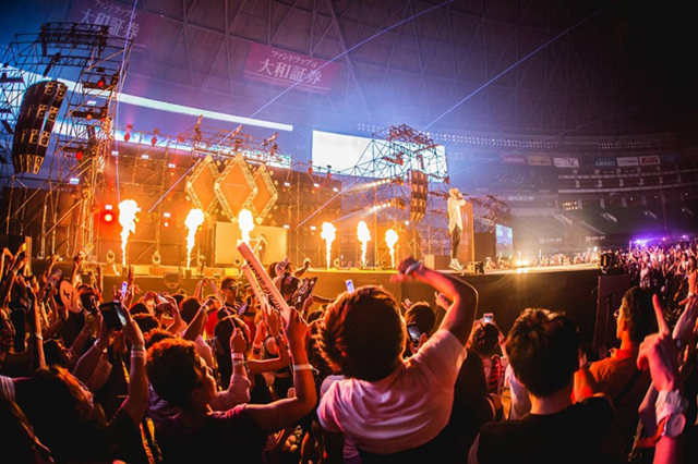 福岡PayPayドームでオールナイトフェス「MUSIC CIRCUS」開催!超早割チケットを販売開始!