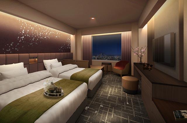 リーガロイヤルホテル小倉が開業以来初の大規模改装プロジェクト