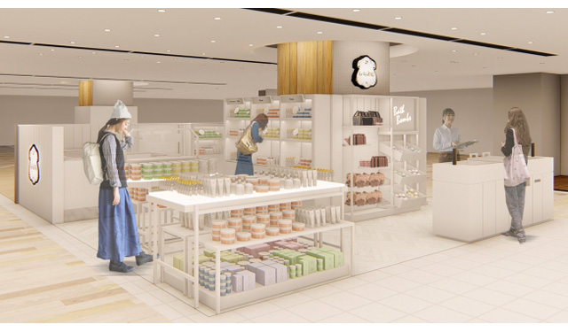 自然派コスメの「Laline アミュエスト博多店」グランドオープン!オープンを記念した限定セットも発売!