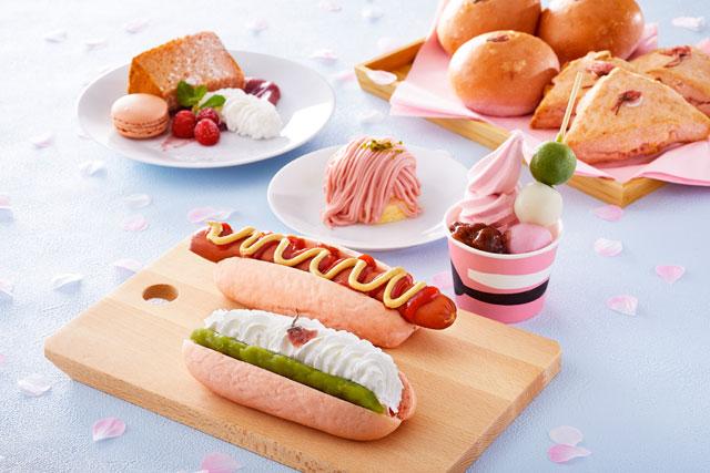 イケア福岡新宮で「さくら ピンクフード フェア」開催へ