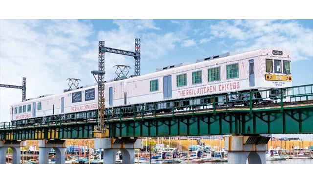 西鉄が企画列車「DEAN&DELUCAコラボ列車」運行へ
