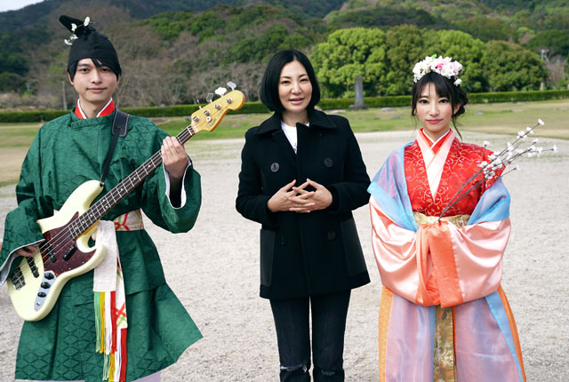 ネオンテトラの太宰府イメージソングPVに広瀬香美さんがゲスト出演