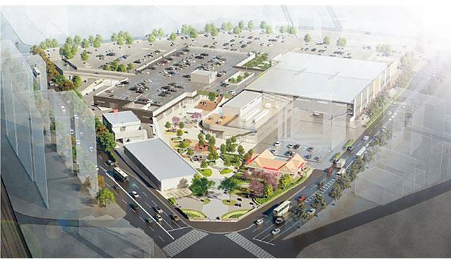 パピヨンプラザが新たに複合商業施設「ブランチ博多パピヨンガーデン」としてオープンへ
