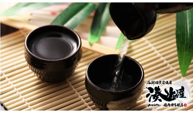 九州各地の日本酒を飲み比べ!「湊水産 筑紫口店」日本酒フェア開催中!