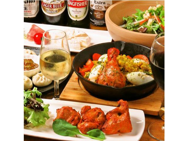 本場の味、本物の味を提供!インド料理専門店「ビスヌ」直方にオープン!