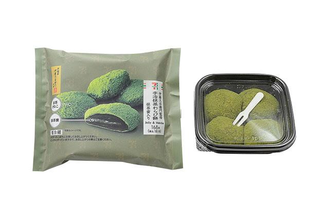 セブンからデザート系の新商品、24日より順次発売
