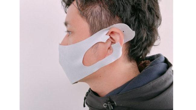 久留米市のカッティング事業・株式会社モリサキが「簡易マスク 型紙」データを公開