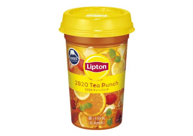 フルーツと紅茶をたっぷり使用した贅沢な味わいの「リプトン フルーツティー」が今年も登場