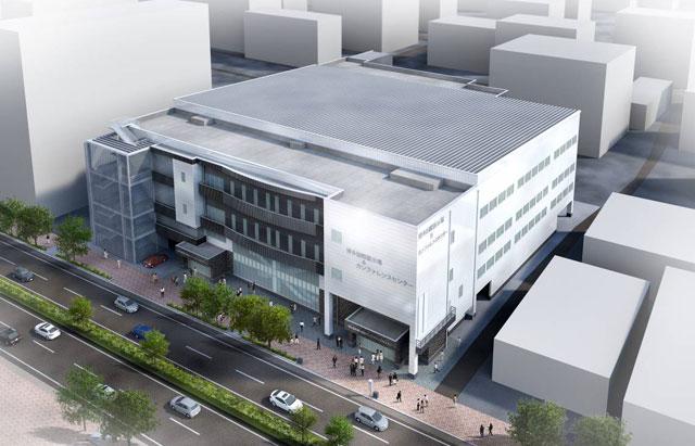 開業は来春「博多国際展示場&カンファレンスセンター」誕生