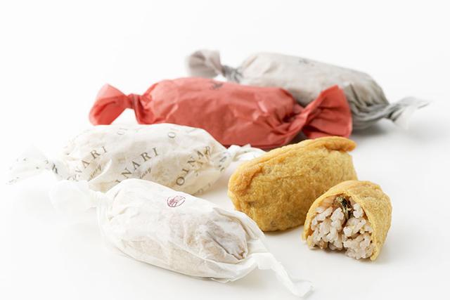 キャンディ包みがかわいい、人気のいなりすしを販売する「&LOCALS(アンドローカルズ)」が大丸福岡天神店に登場