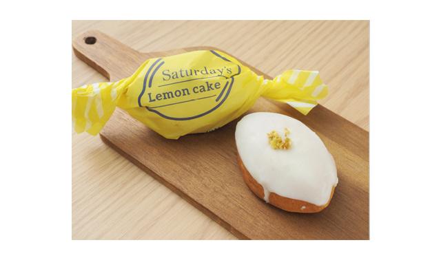 大人気のレモンケーキで有名な「Satuaday.AND READY」博多マルイ初登場