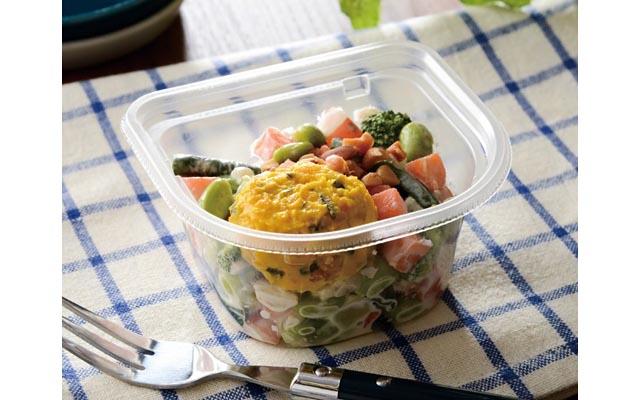 ローソンからカップ入りの小容量サラダ・惣菜・漬物8品発売へ
