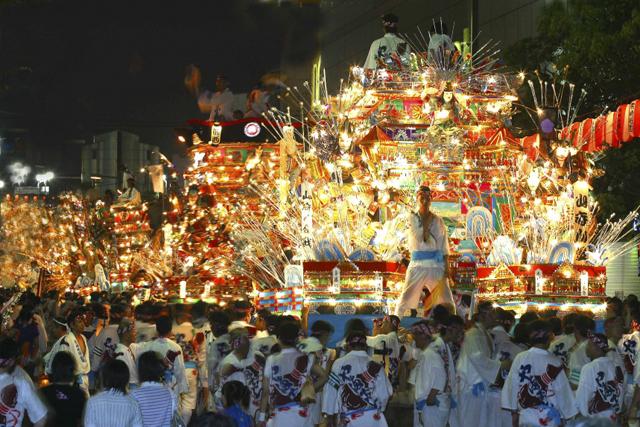 約400年以上の歴史「黒崎祇園山笠」今年は開催中止