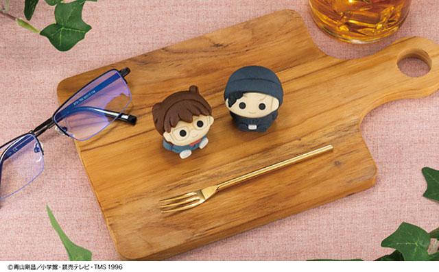 名探偵コナンのキャラクターをモチーフにした「食べマス」セブン限定発売へ