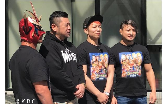 KBC九州朝日放送「ケンドーコバヤシの`ギブアップまで待ってみる!!9'」放送